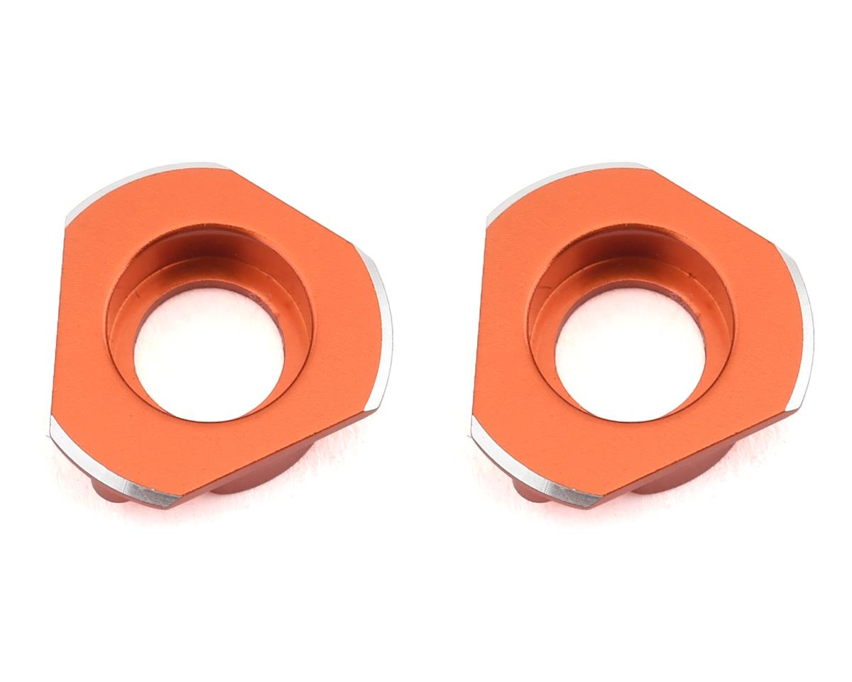 Yeah Racing HPI Sprint 2 Aluminum Ball Bearing Hub (Orange)