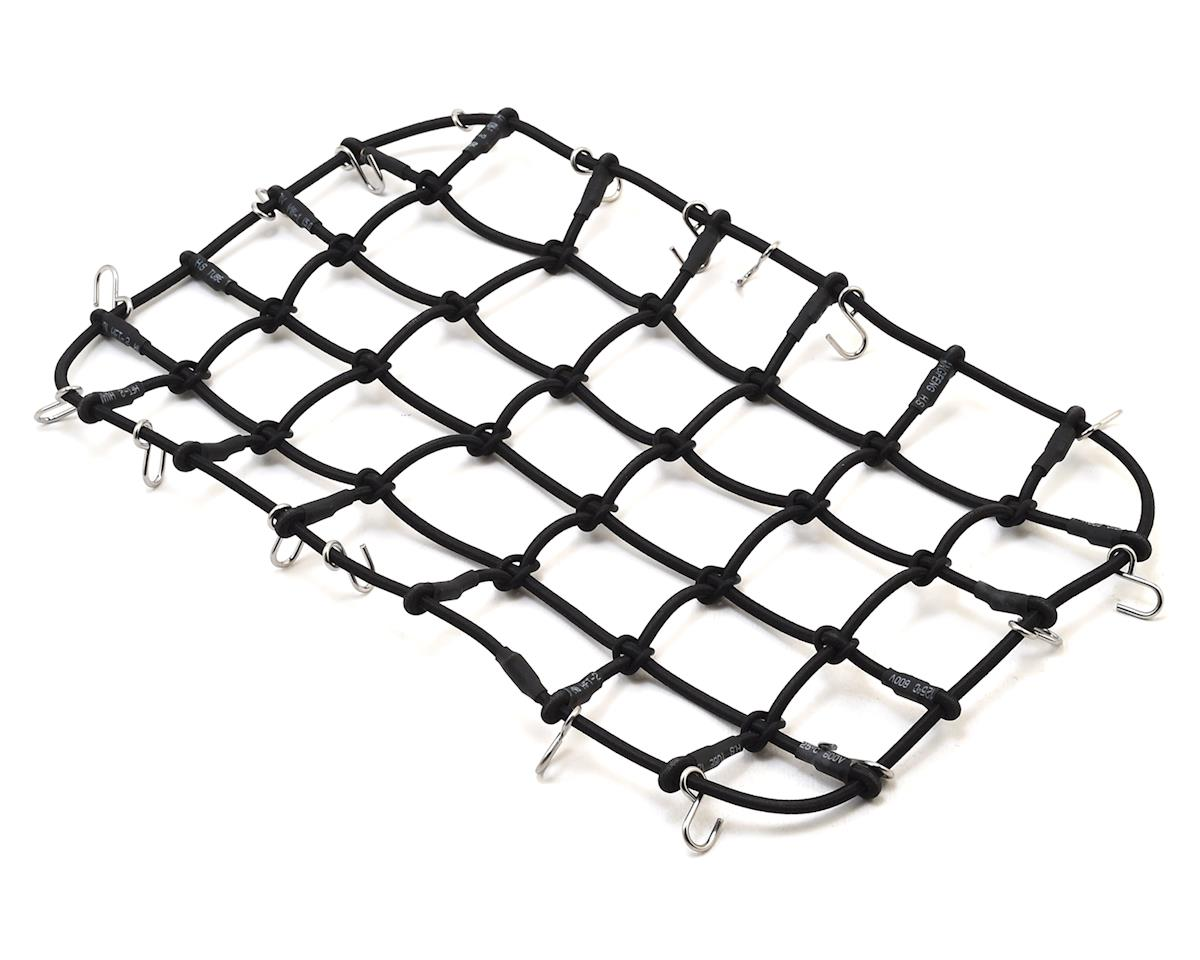 Yeah Racing Traxxas TRX-4 1/10 Scale Accessory Luggage Net (Black) (250x150mm)