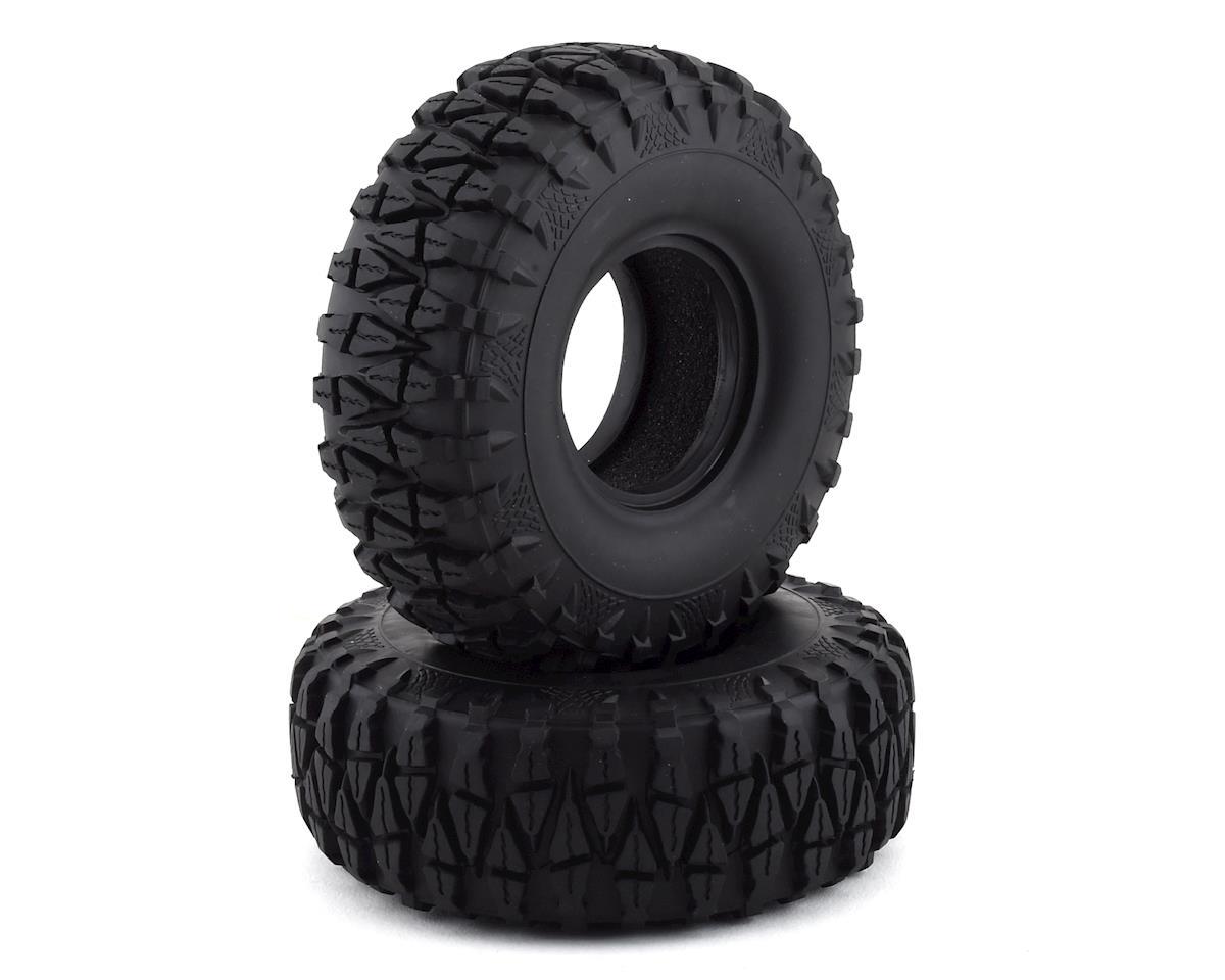 """Yeah Racing Claws 1.9"""" Crawler Tires (2)"""
