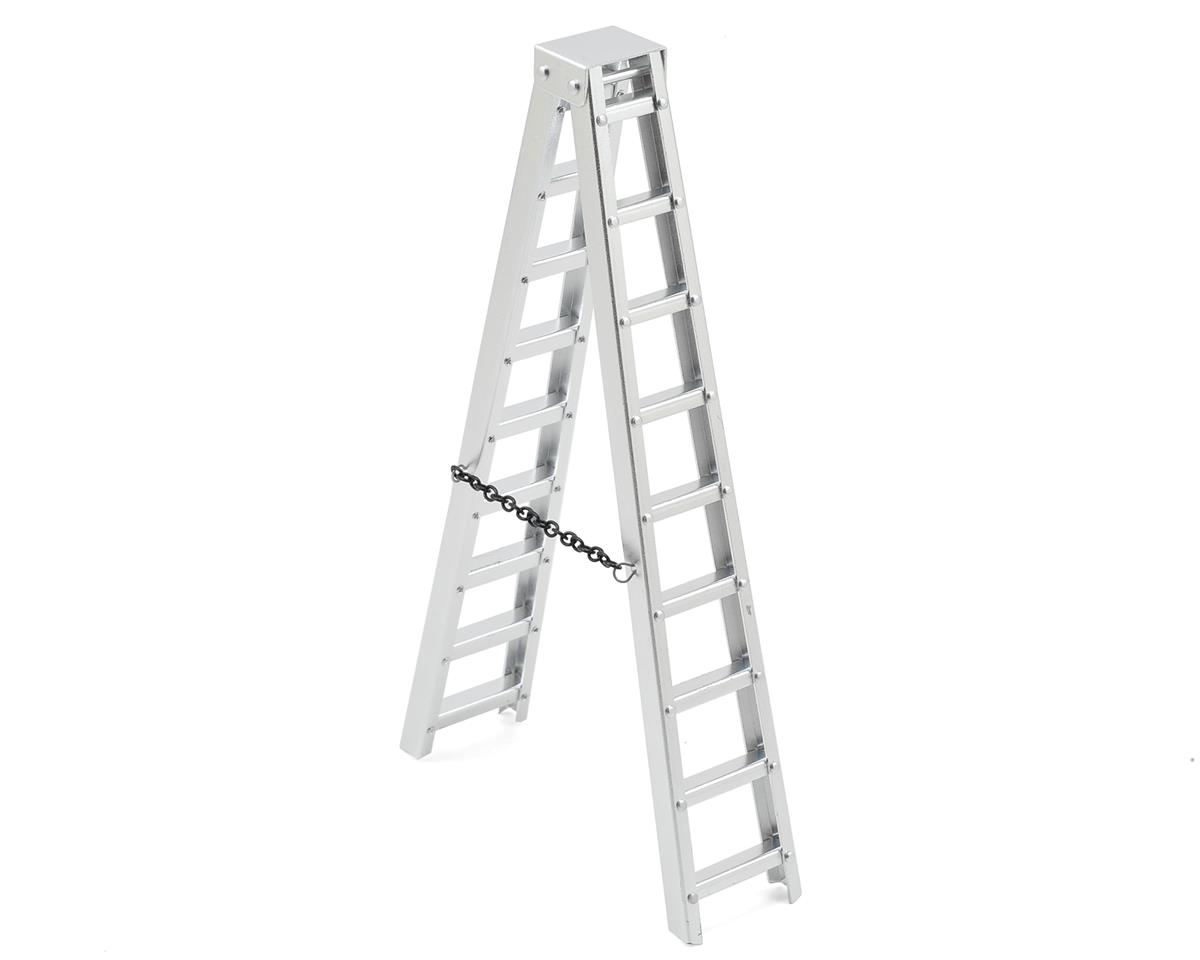 "Yeah Racing 6"" Aluminum 1/10 Crawler Scale Ladder Accessory"