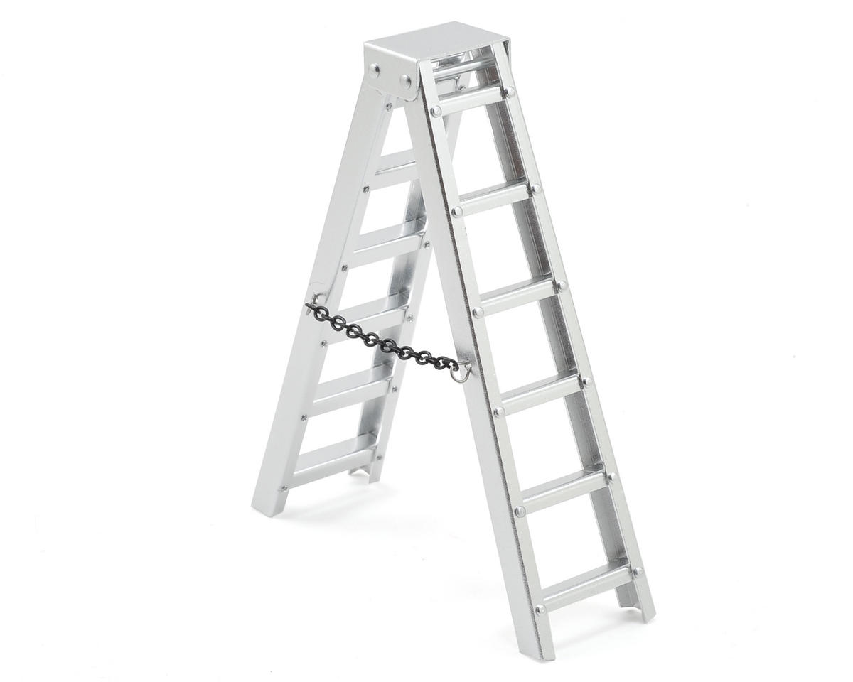 "Yeah Racing 4"" Aluminum 1/10 Crawler Scale Ladder Accessory"