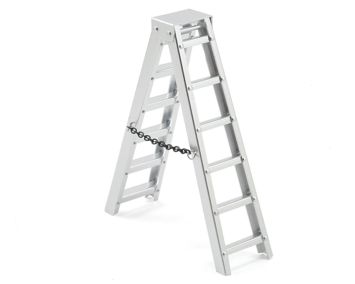 "4"" Aluminum 1/10 Crawler Scale Ladder Accessory by Yeah Racing"