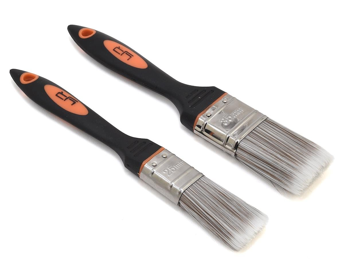 Cleaning Brush Set (25mm/35mm) by Yeah Racing
