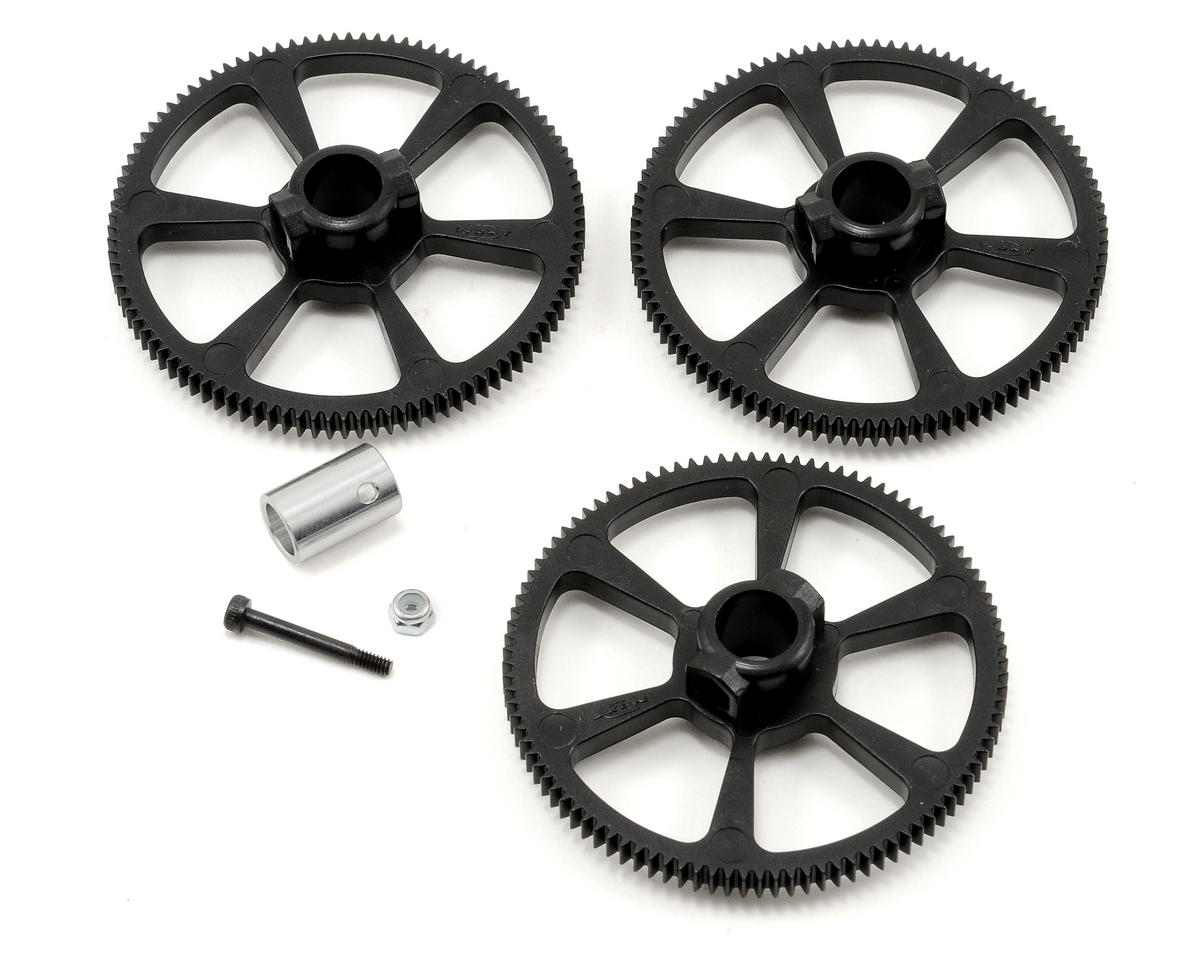 Curtis Youngblood 100 Tail Gear Set