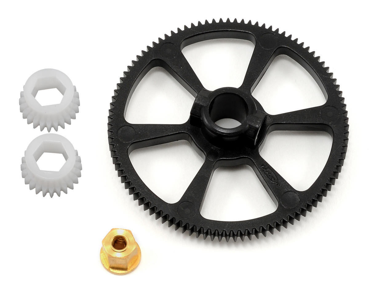 Curtis Youngblood Flat Gear Set