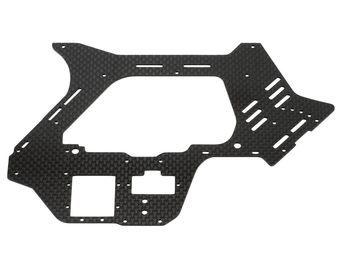 Curtis Youngblood Rave 450 Carbon Fiber Main Frame (1)