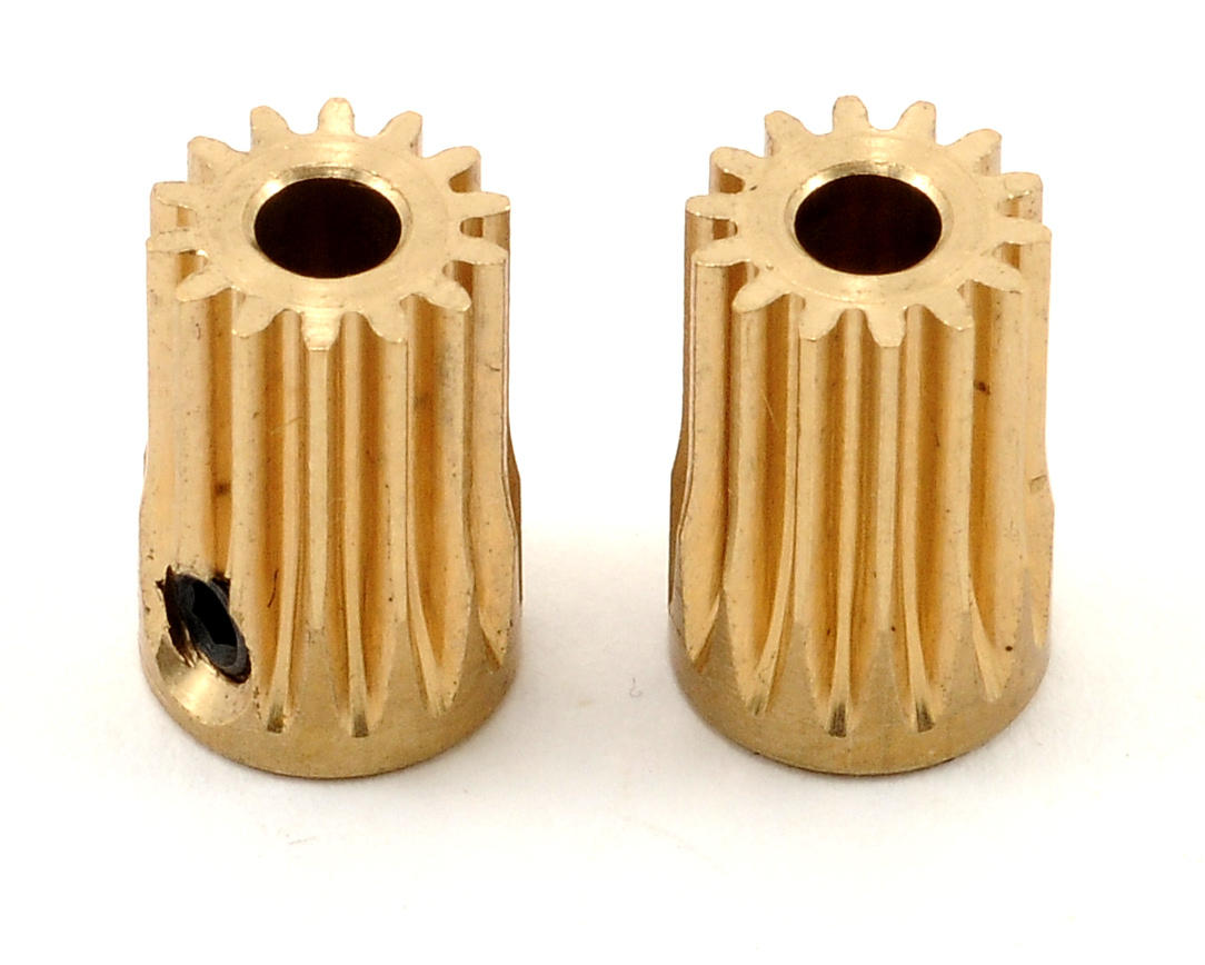Curtis Youngblood Rave 450 14 Tooth Pinion Set (2)