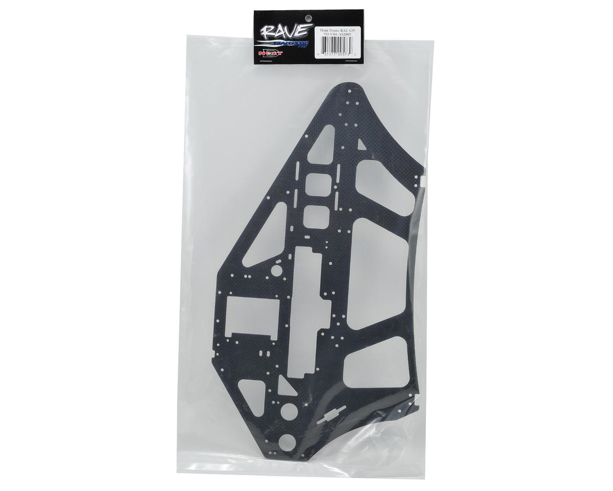 Curtis Youngblood 1.5mm Carbon Fiber Frame Set