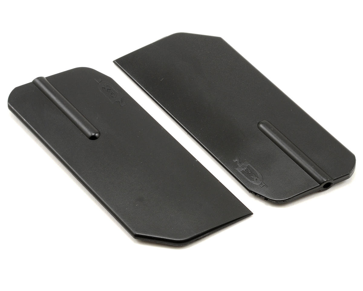 Curtis Youngblood Plastic Flybar Paddles