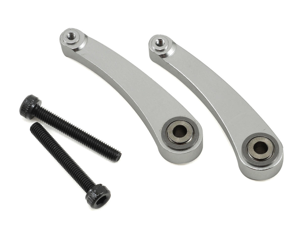 Flybarless Control Arm Set by Curtis Youngblood Rave Ballistic 635