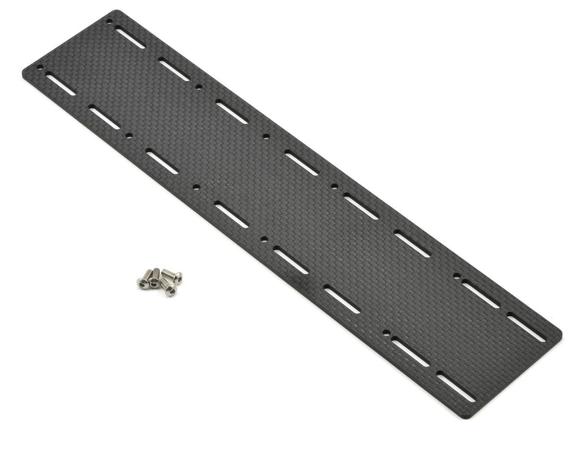 Curtis Youngblood Rear Carbon Battery Tray Set