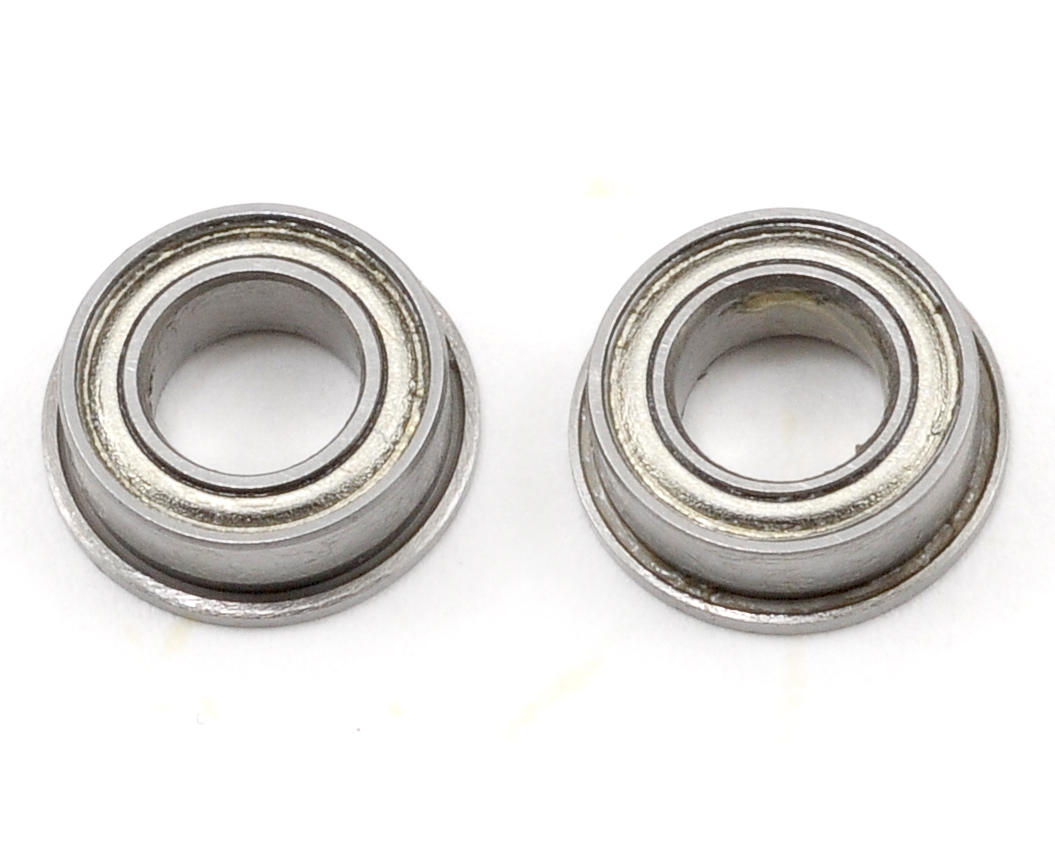 5x9x3mm Flanged Bearing Set (2) by Curtis Youngblood Rave Ballistic 635