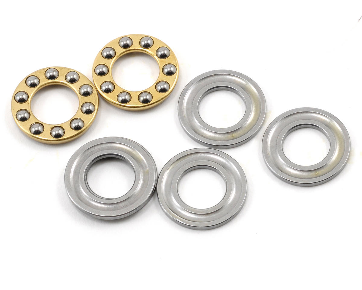 Curtis Youngblood 9x17x5mm Thrust Bearing Set (2)