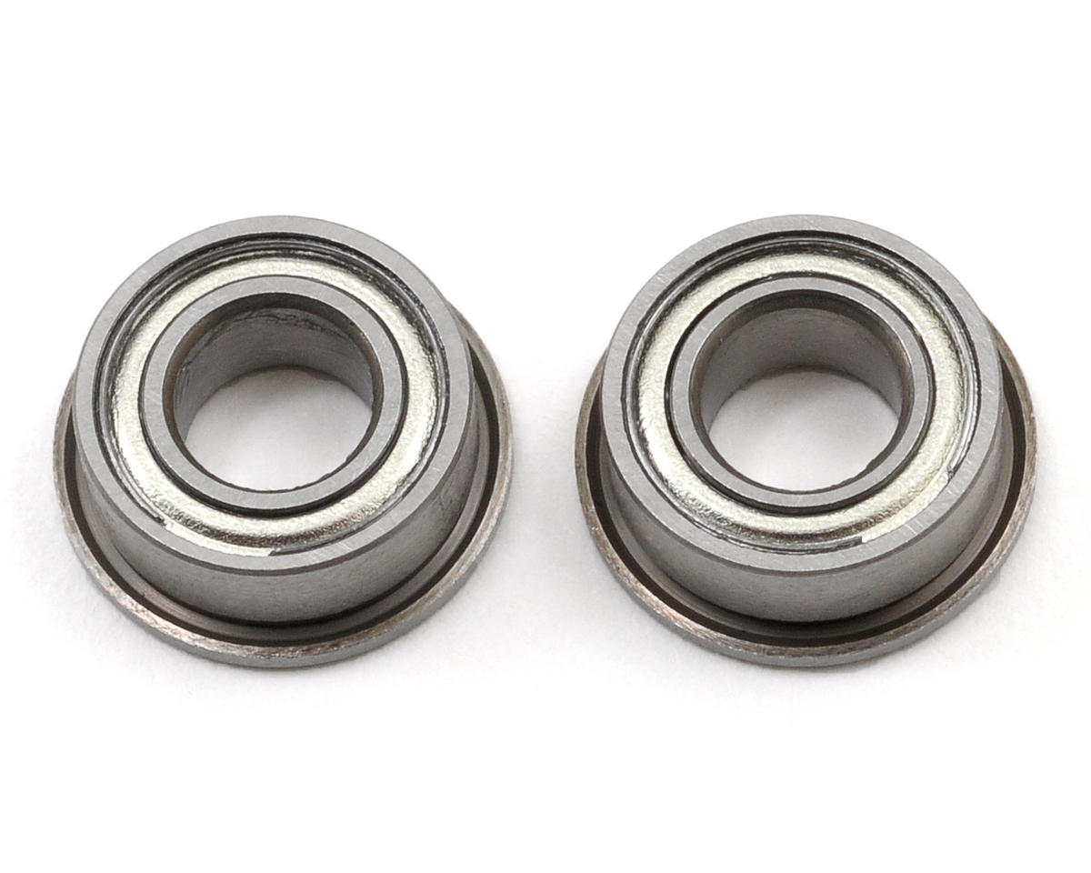 Curtis Youngblood 5x10x4mm Flanged Bearing Set (2)