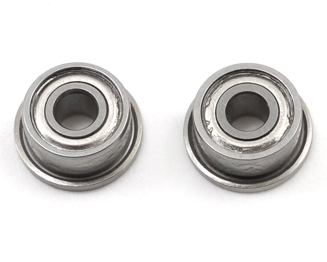 Curtis Youngblood 3x8x4mm Flanged Bearing Set (2)