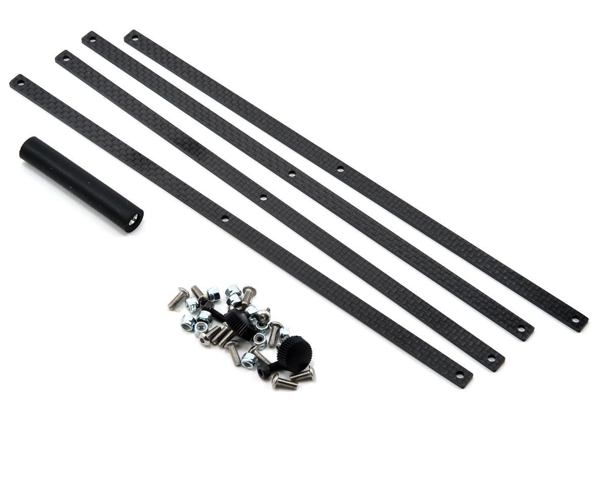 Curtis Youngblood Sliding Battery Tray Rail Set