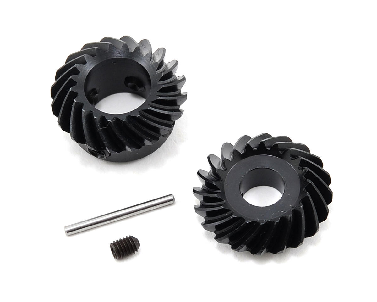 Curtis Youngblood Steel Helical Tail Gear Set (Rear)