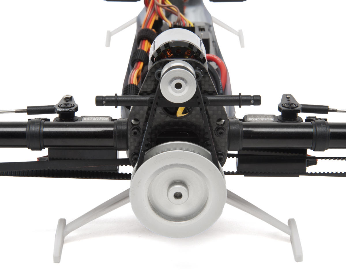 Curtis Youngblood Stingray 500 Electric Quad-Copter Combo Kit w/TG-Multi, Servos, ESC & Motor