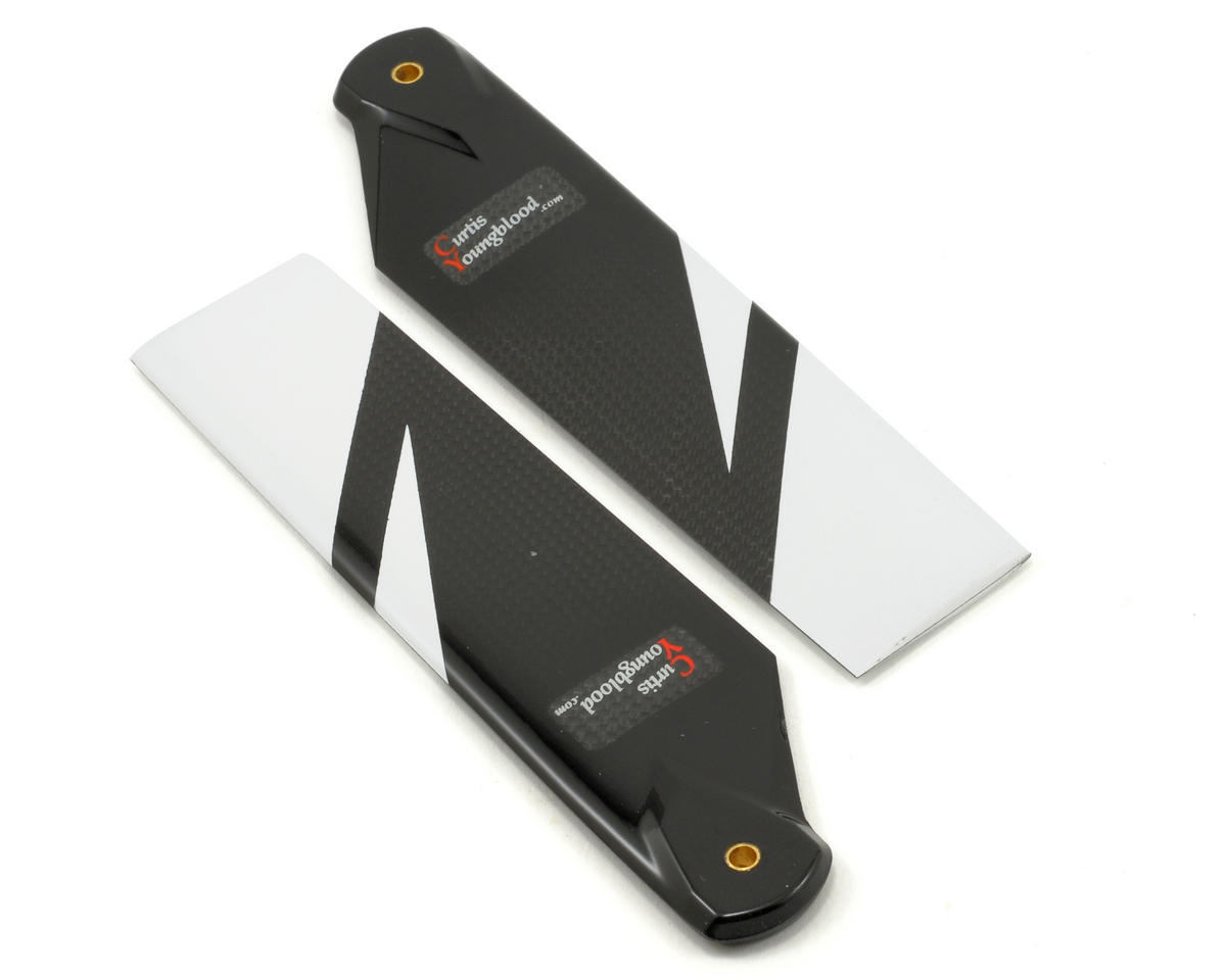 Curtis Youngblood 110mm Radix Tail Rotor Blades