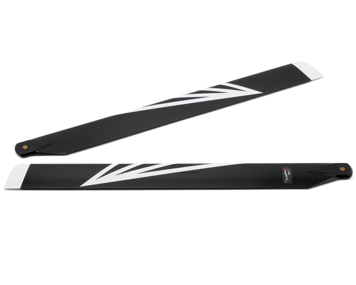 Curtis Youngblood 325mm Radix Flybarless Main Rotor Blades
