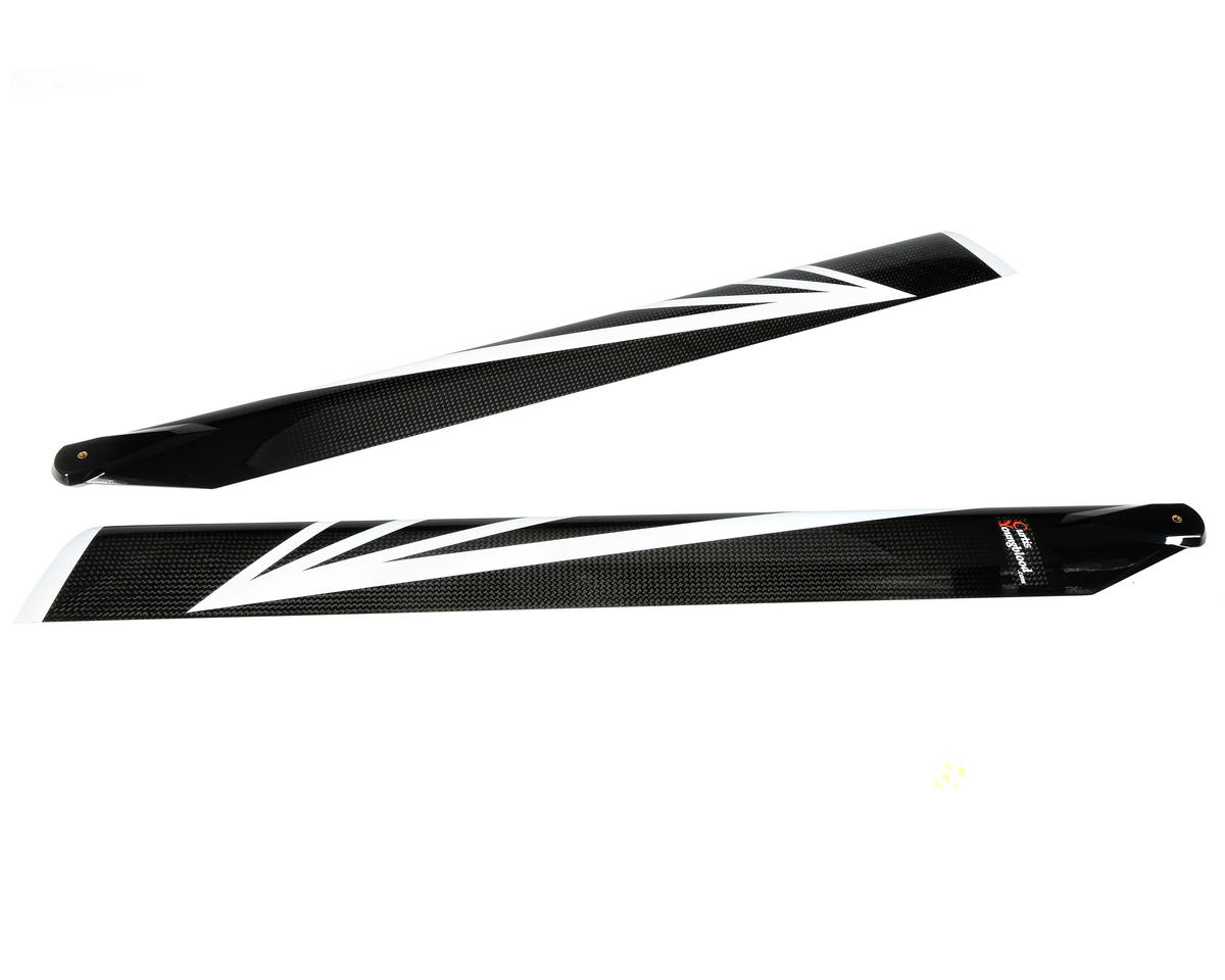Curtis Youngblood 600mm Radix Flybarless Main Rotor Blades