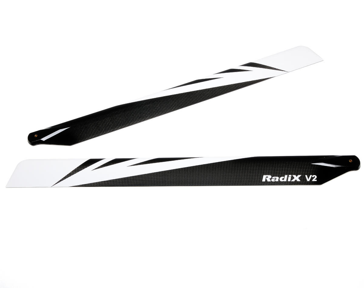 Curtis Youngblood 690mm Radix V2 Main Rotor Blades