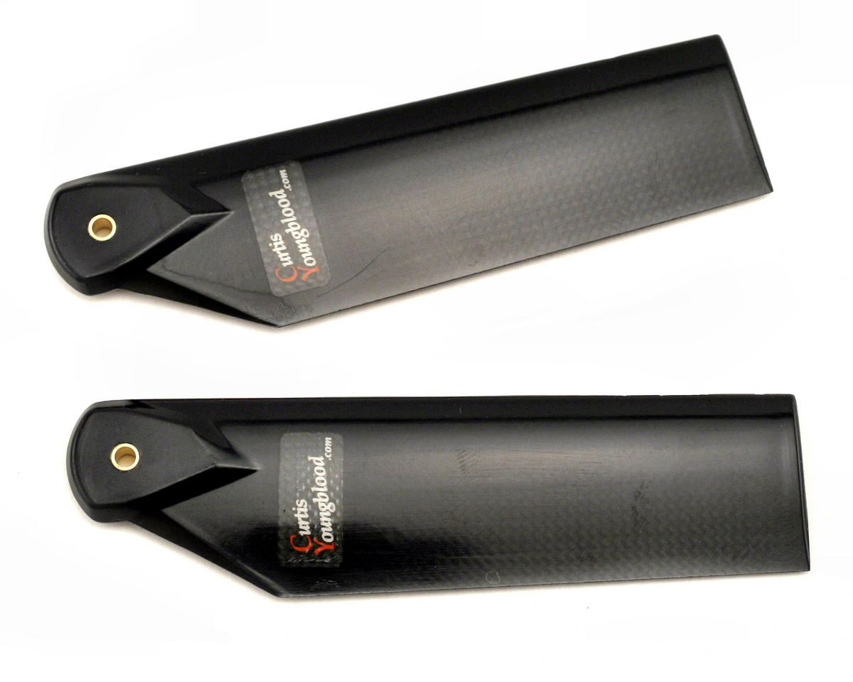 Curtis Youngblood 95mm Radix Tail Rotor Blades
