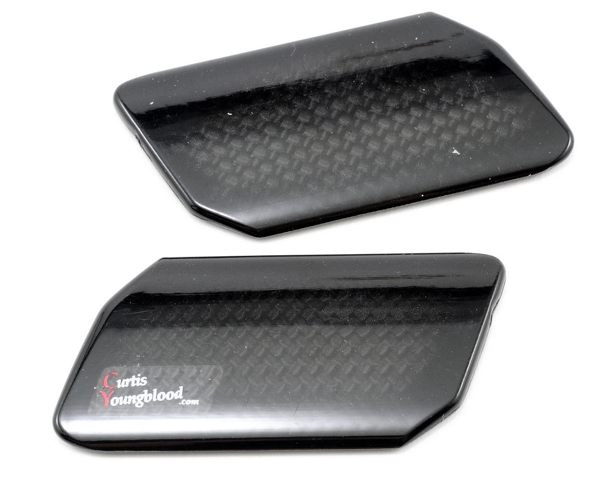 Curtis Youngblood Stubz 2mm Flybar Paddles (2)