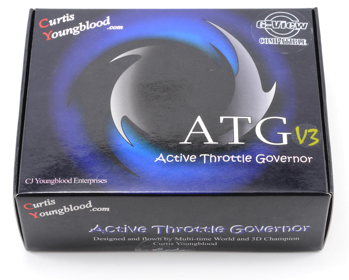 Curtis Youngblood ATG V3 Dual Mode Governor