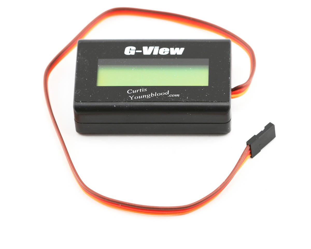 Curtis Youngblood G-View Display Unit