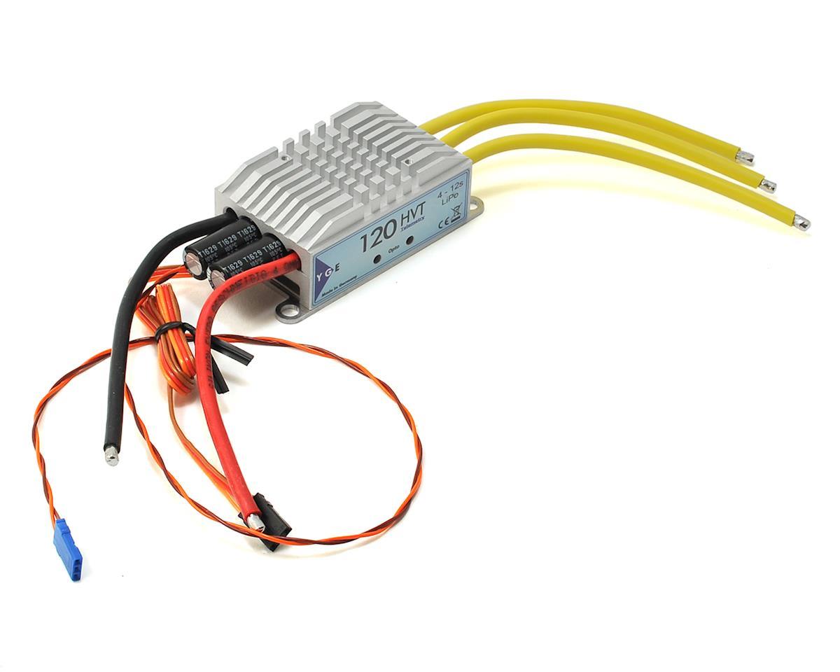 YGE 120A HV Telemetry ESC