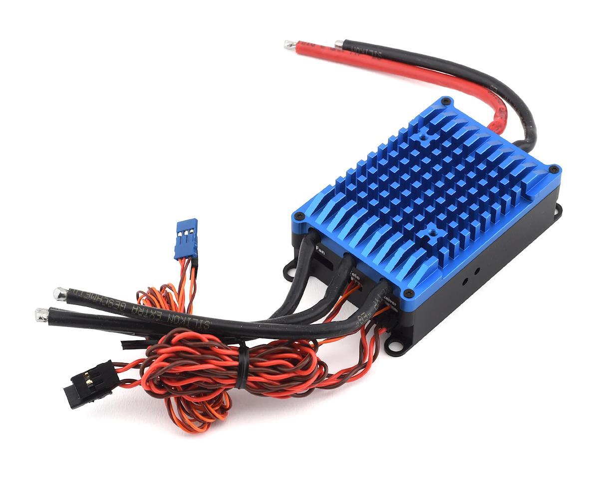 YGE 205A HV Telemetry ESC w/BEC | relatedproducts