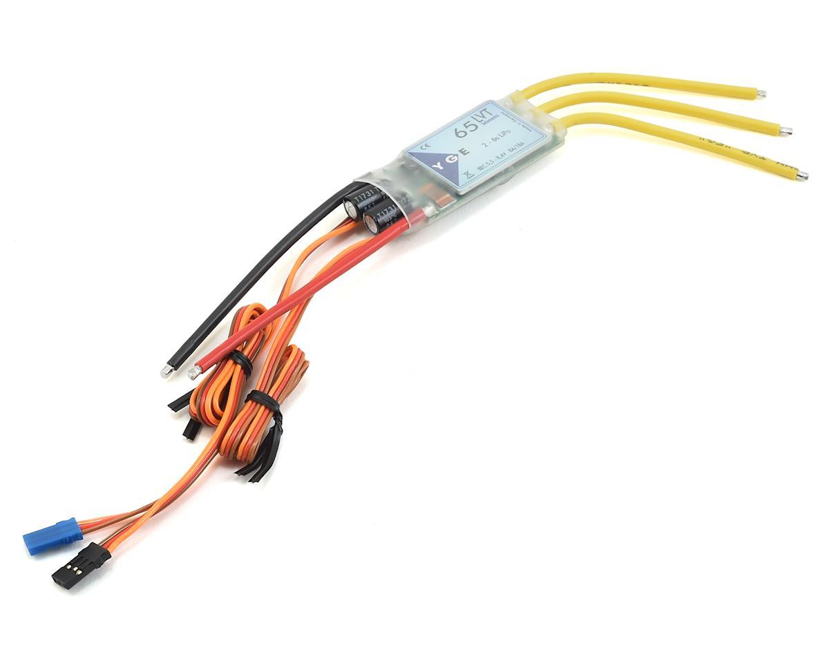 YGE 65A LV Telemetry ESC