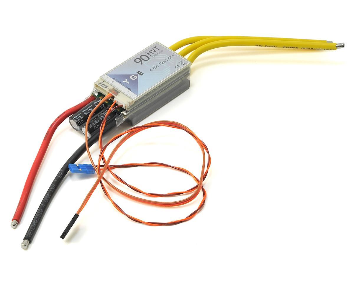 YGE 90A HV Telemetry ESC
