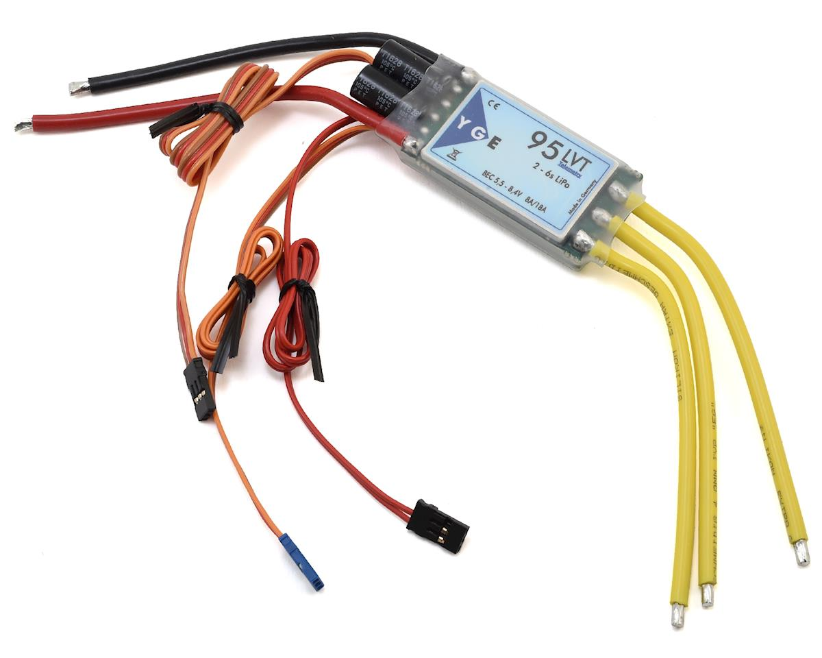95A LV Telemetry ESC by YGE