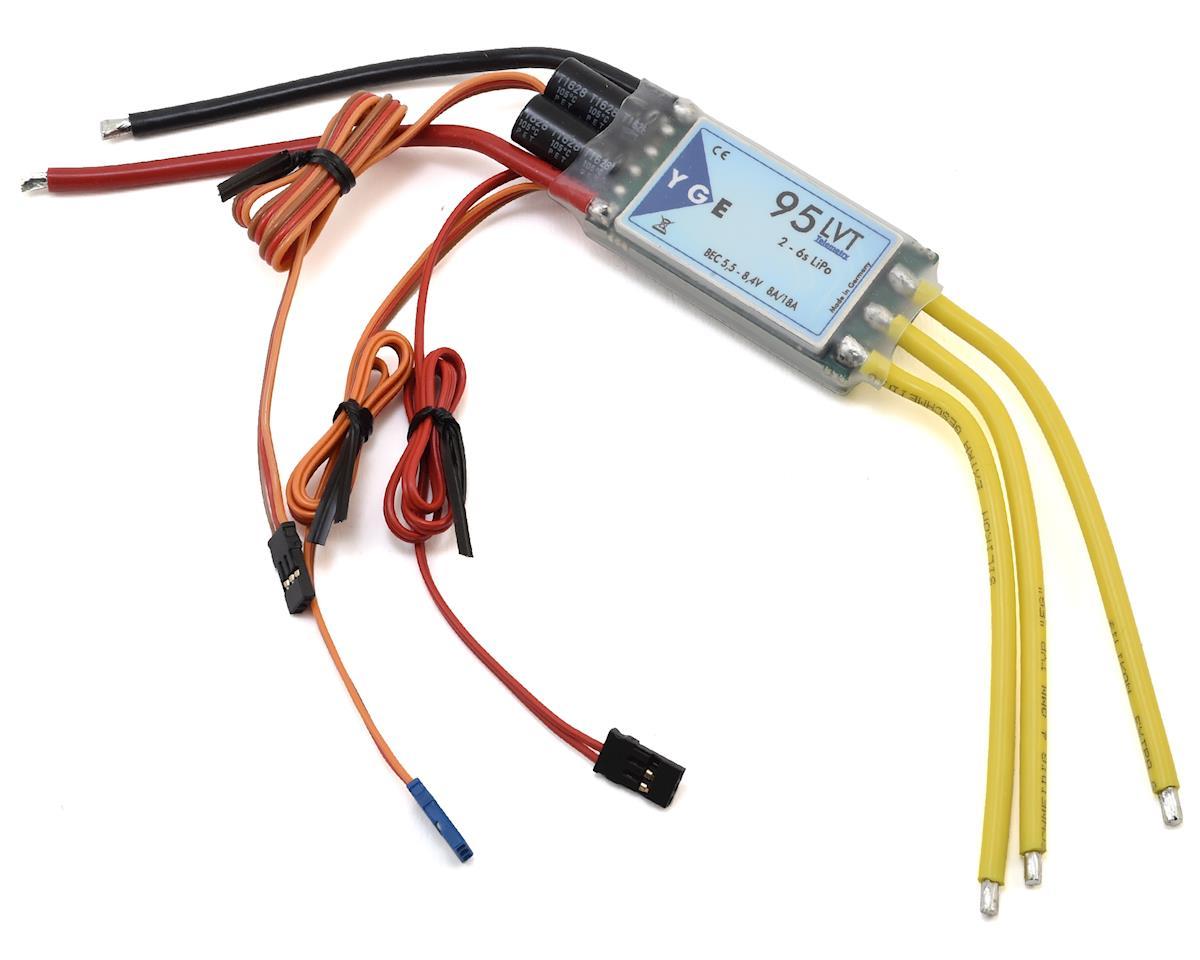 YGE 95A LV Telemetry ESC