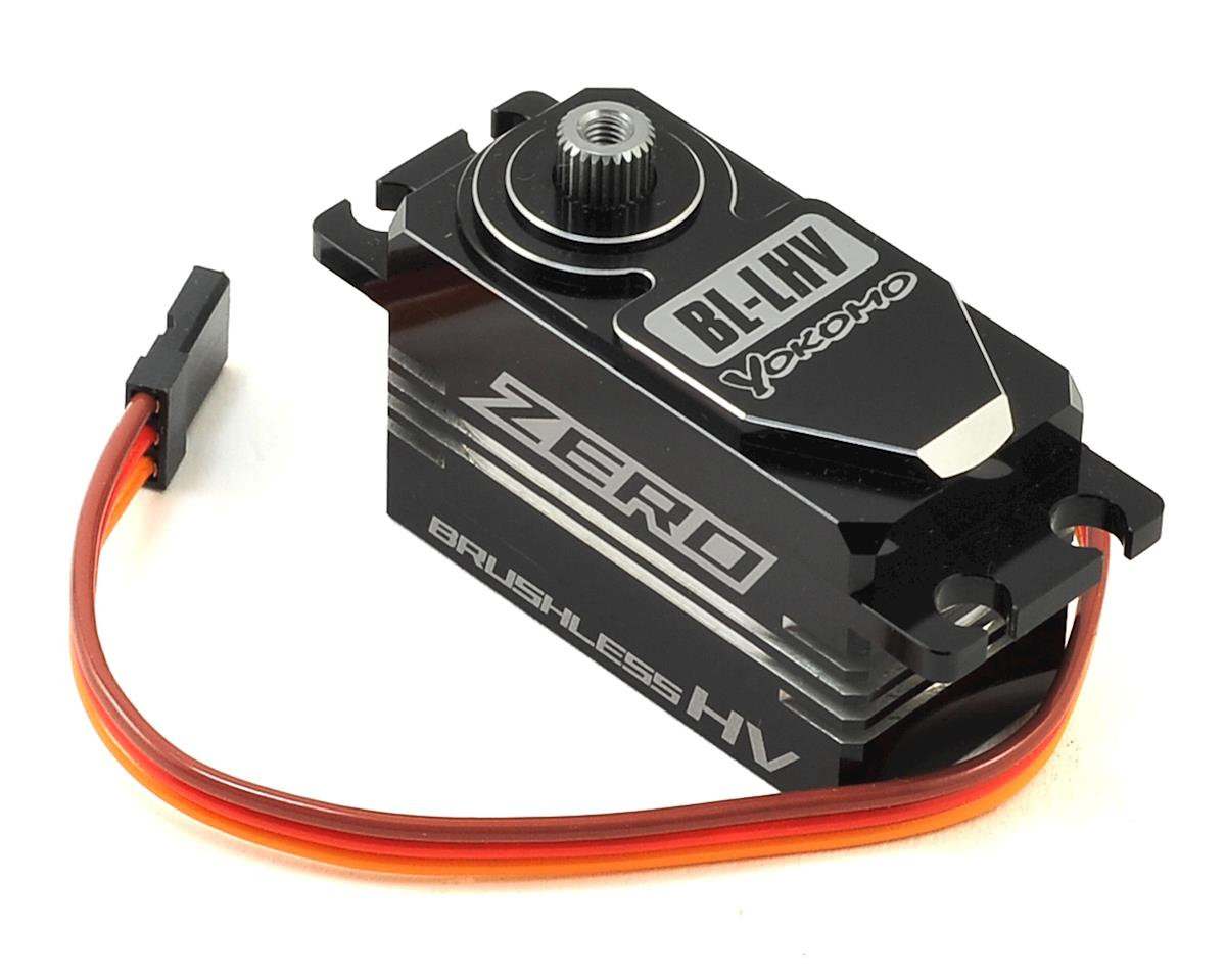 Yokomo BL-LHV Zero Low Profile Digital Brushless Servo (High Voltage)