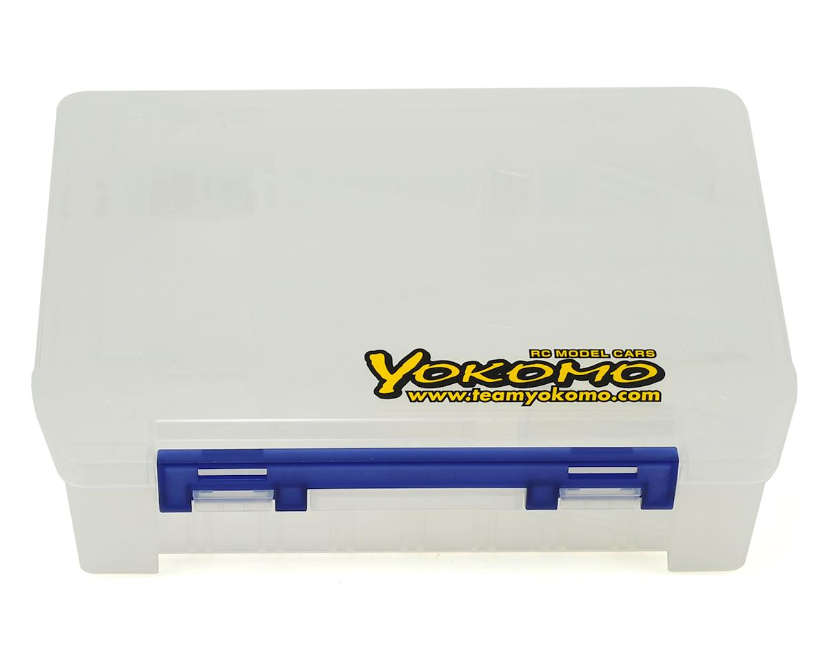 Yokomo Plastic Parts Carrying Case  (255x190x60mm)