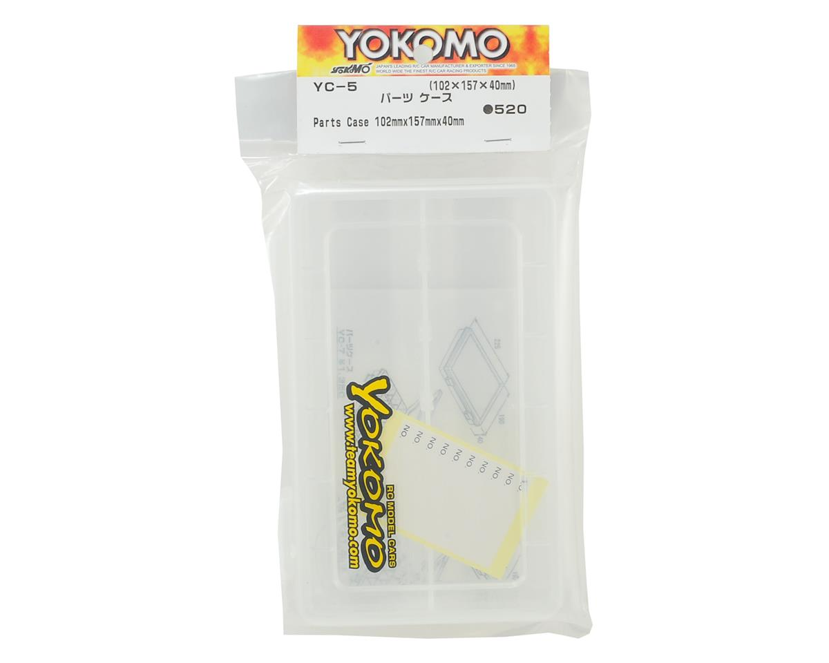 Yokomo YC-5 Parts Case (102x157x40mm)