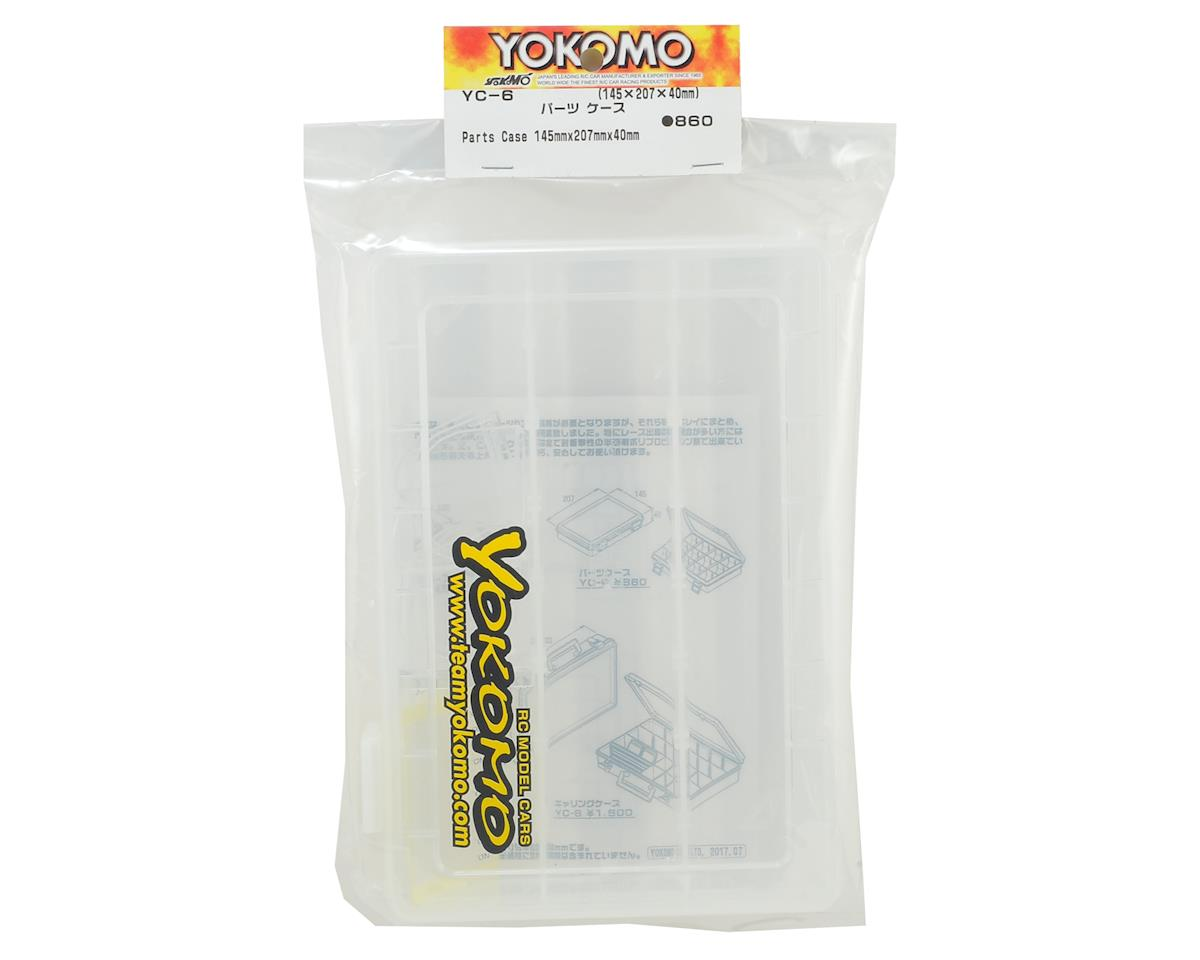 Yokomo YC-6 Parts Case (145x207x40mm)