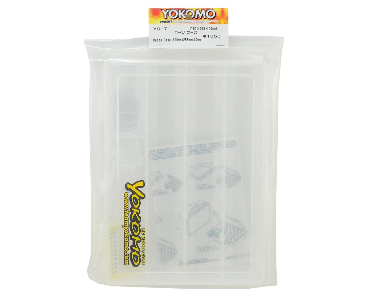 Yokomo YC-7 Parts Case (190x225x40mm)