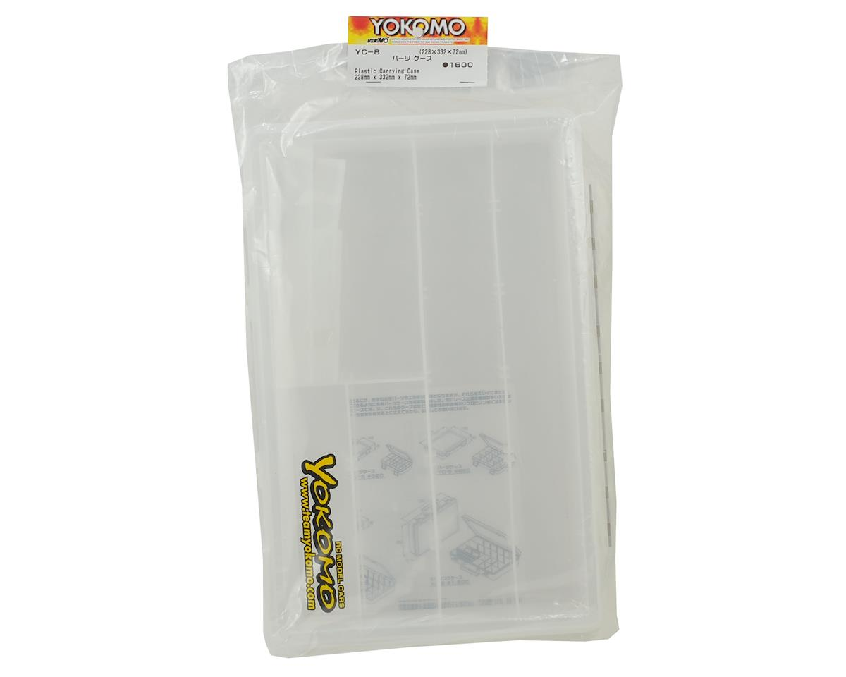 Yokomo YC-8 Parts Case (228x332x72mm)