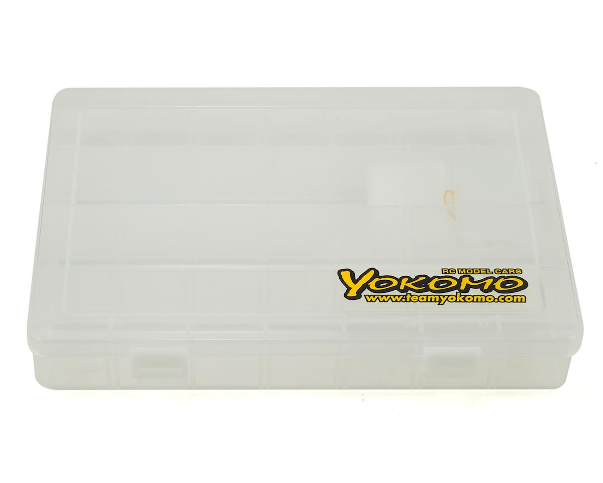 Yokomo Plastic Parts & Screws Carrying Case (193x286x46mm)