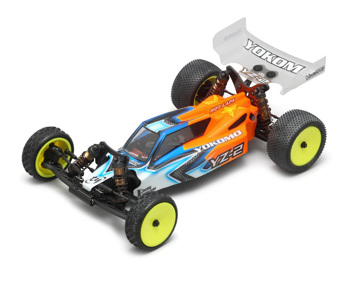 Yokomo YZ-2 CA Edition 1/10 2WD Electric Buggy Kit (Carpet & Astro)