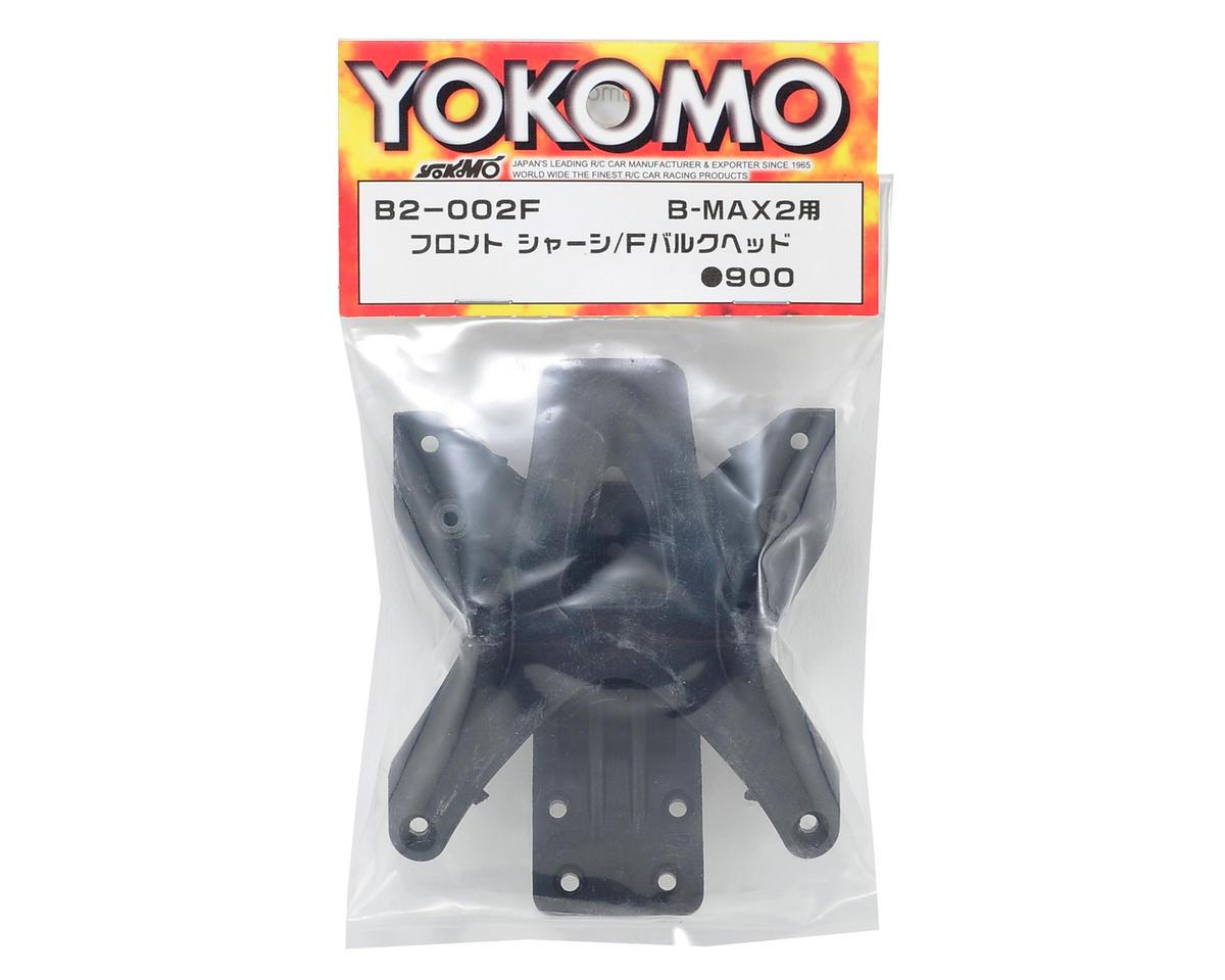 Yokomo Front Chassis & Front Bulkhead Set