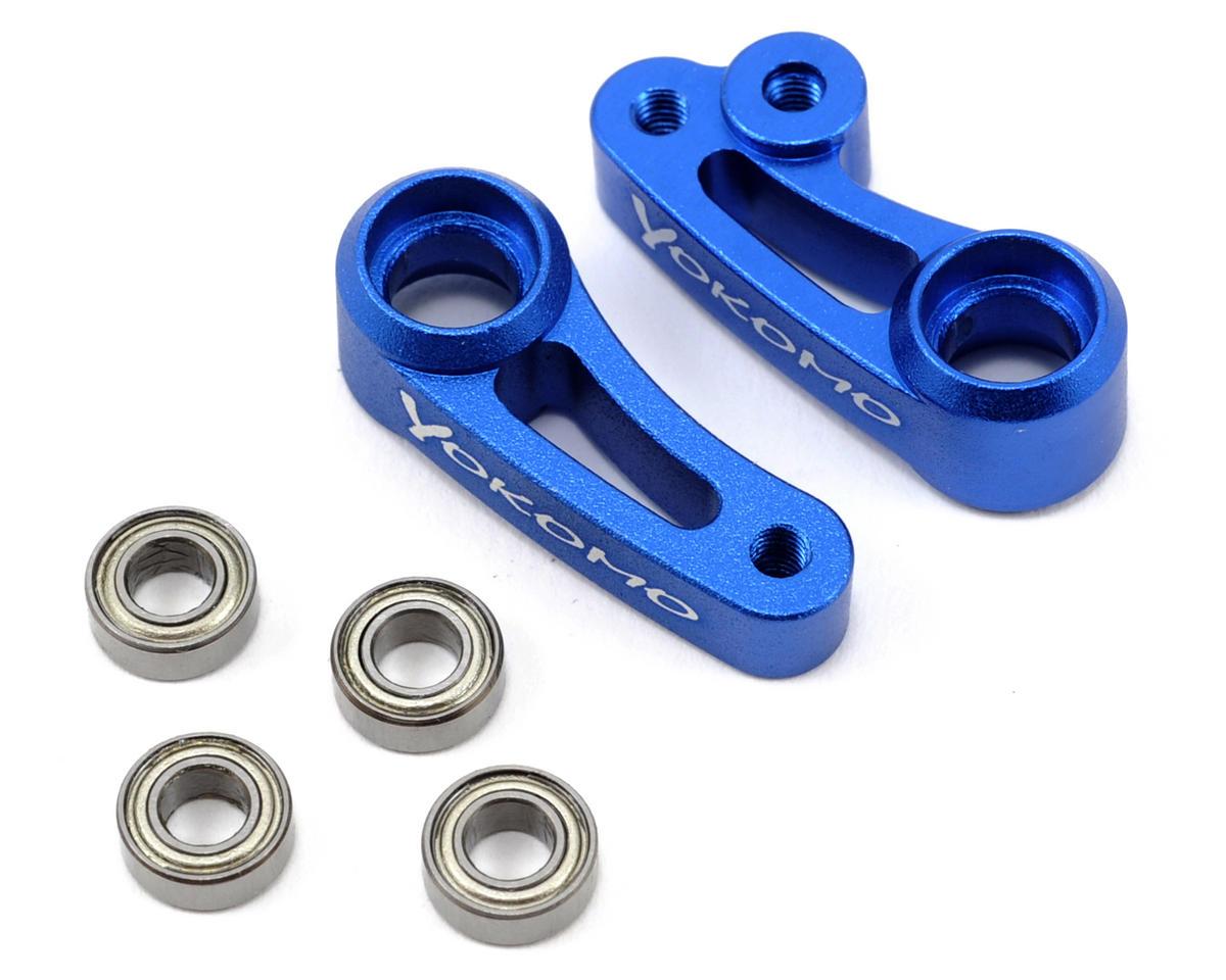 Yokomo Aluminum Steering Bell Crank Set