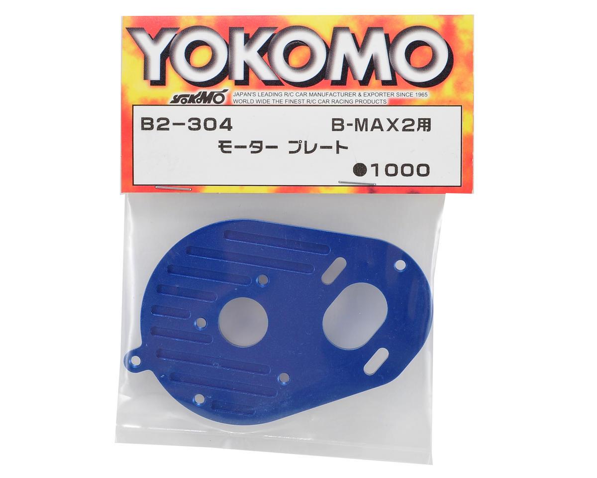 Yokomo Motor Plate