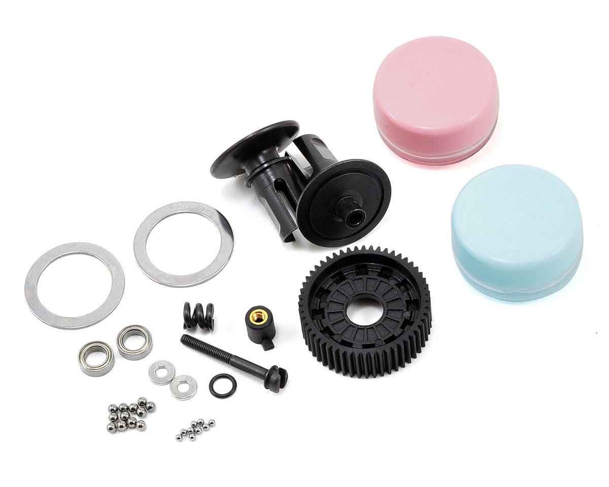 Yokomo B-MAX2 MR Complete Ball Differential Kit