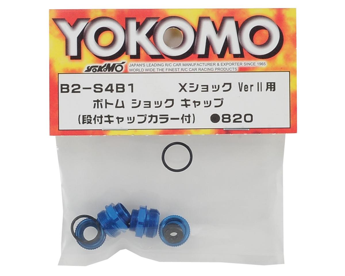 Yokomo V2 Shock Bottom Cap Set