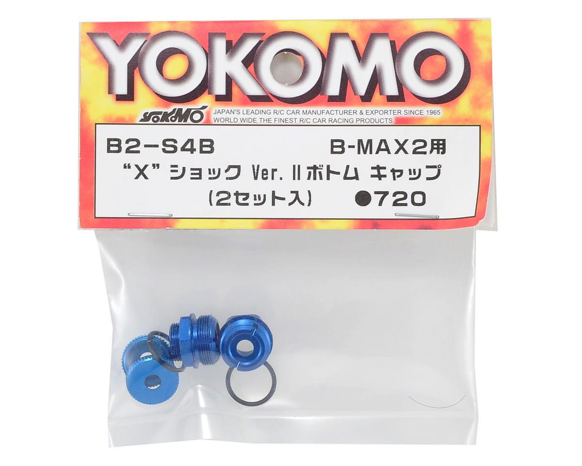 Yokomo Shock Bottom Cap Set